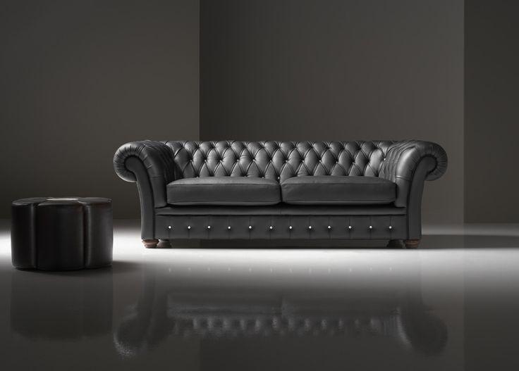 Die besten 25+ Black leather sofa set Ideen auf Pinterest