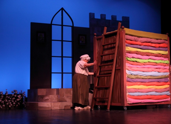 an analysis of once upon a mattress Political analysis that you won't find anywhere else  to the beds we sleep upon,  julia griffin is a producer for the pbs newshour,.