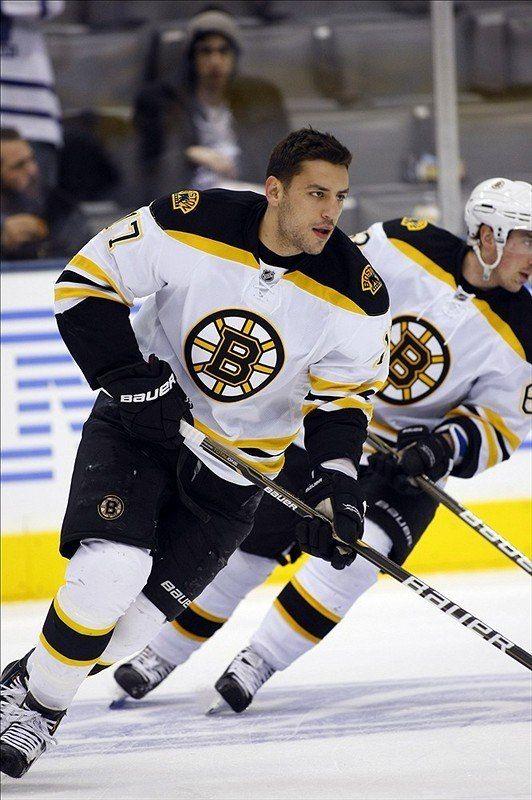 On Milan Lucic's Return to Boston - http://thehockeywriters.com/on-milan-lucics-return-to-boston/