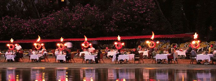 Club Hotel Letoonia- Located just outside the historical town of Fethiye.