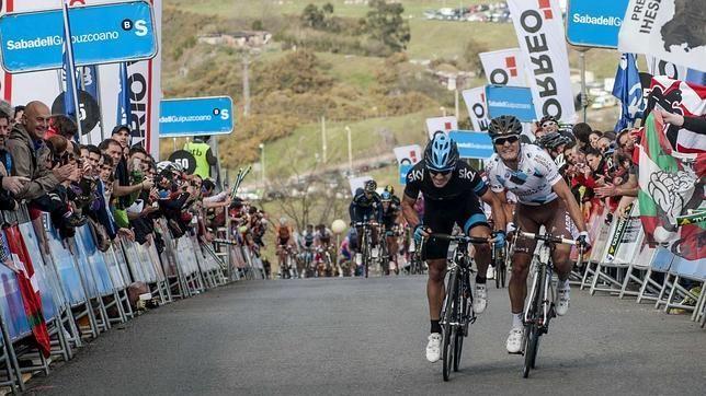 Vuelta al País Vasco #sponsorship #design