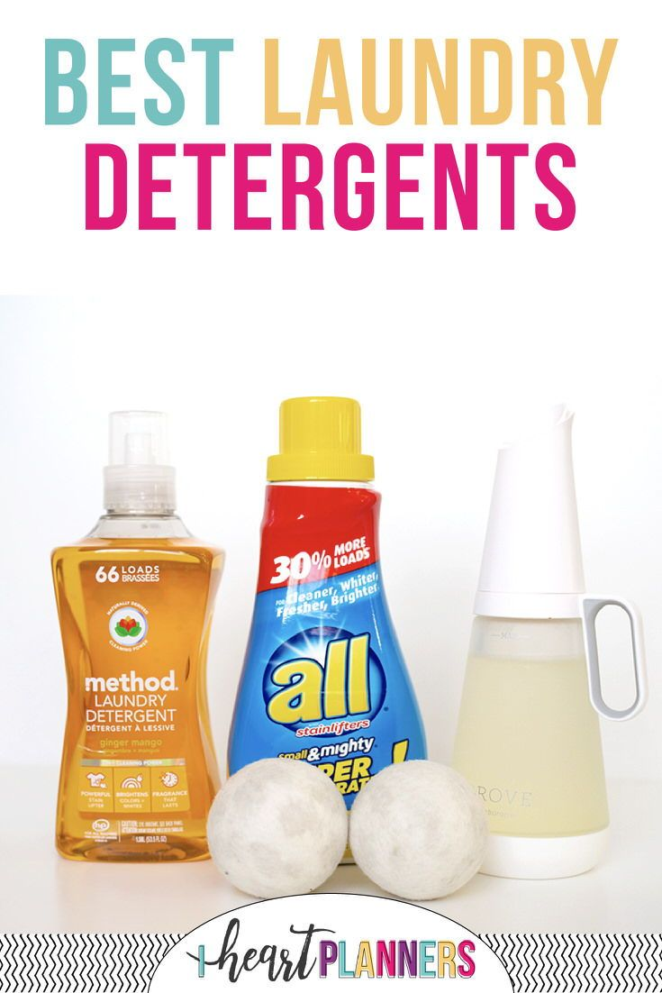 I M Reviewing The Best Laundry Detergents In 2020 If You Ve Been