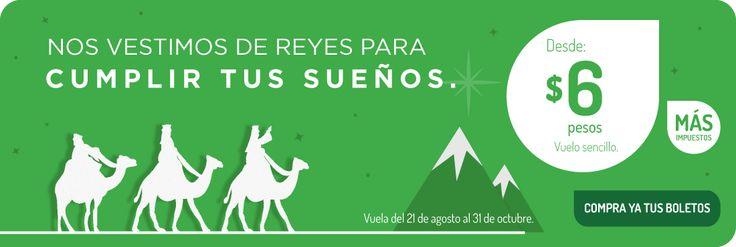 Sitio oficial VivaAerobus | Vuelos baratos y ofertas a todo México