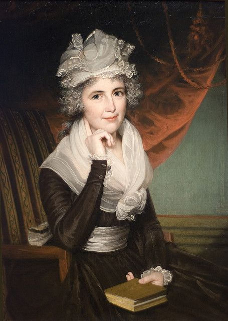 Mrs. John Rogers (1760-1848), née Elizabeth Rodman | James Earl (c.1795)