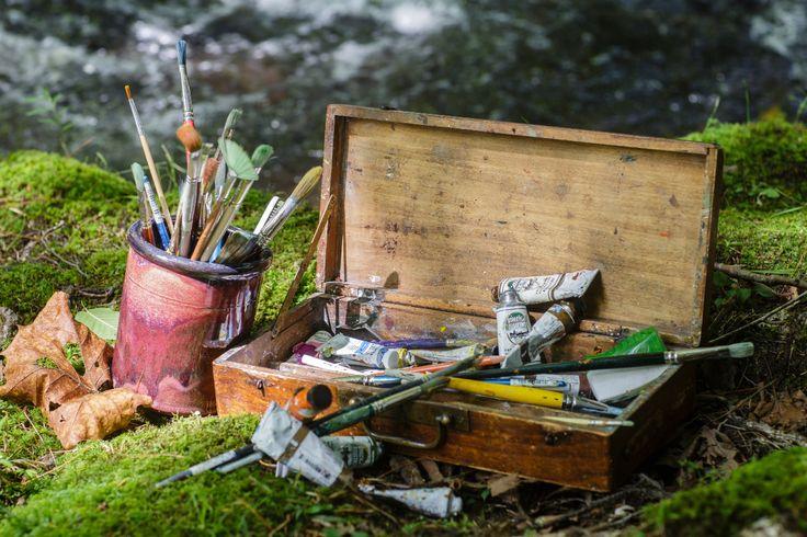 William Mangum's tools of his trade