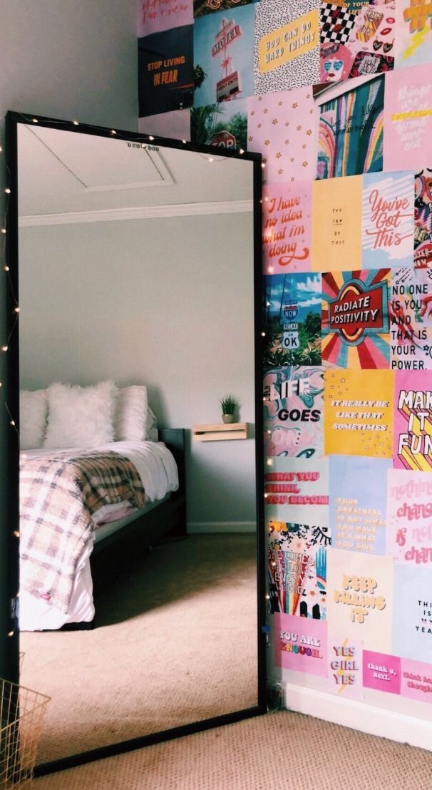 pinterest // @macy_mccarty | Cool dorm rooms, Aesthetic ... on Room Decor Paredes Aesthetic id=32405