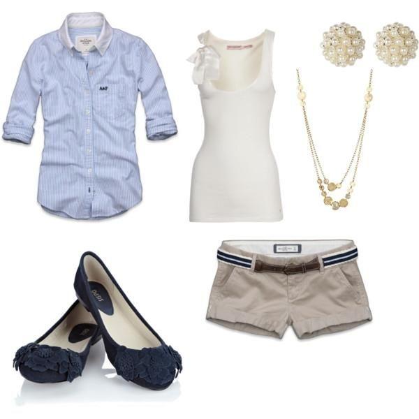Cute weekend wear