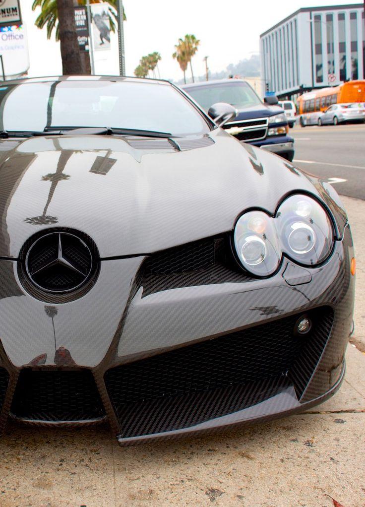 McLaren SLR Carbon