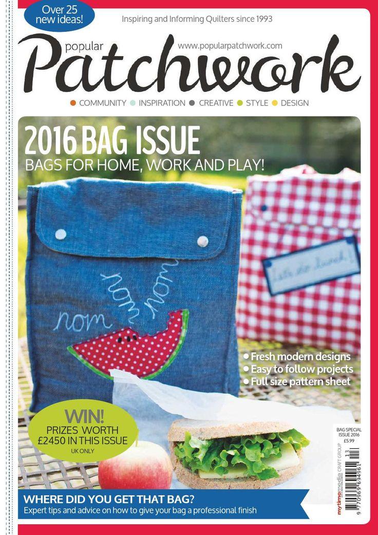 Popular patchwork bs 2016