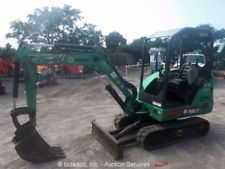 2011 Bobcat 325 Mini 325G Excavator Rubber Tracks Aux Hydraulics bidadoo apply to finance www.bncfin.com/apply excavators for sale - excavator financing