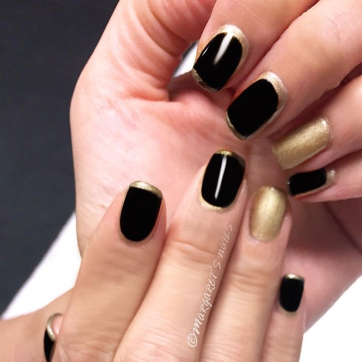 Lookout, world! Contouring isn't just for the face. Elongate your nails and stand out from the crowd with #margaretsnails