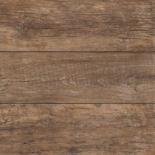 Keramische terrastegels Nature Brown Oak 60x60x2 - Houtlook - LAB21