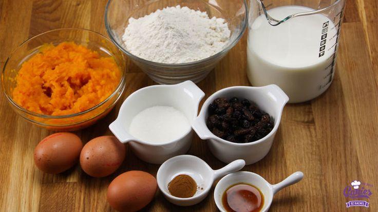 Pompoen Pannenkoeken Recept - Stap 1