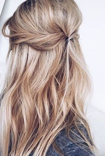 easy hairstyle ideas