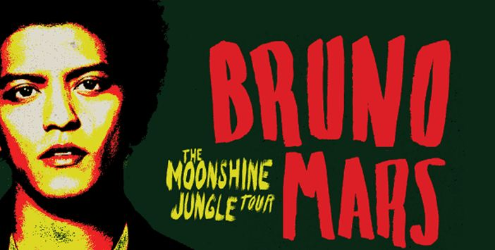 Bruno Mars-The Moonshine Jungle Tour. Tickets available now. www.vegassportstravel.com