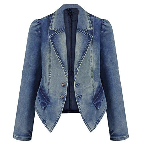 17 best ideas about Jeansjacke Damen on Pinterest | Destroyed ...