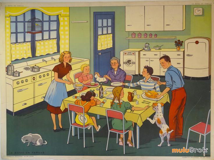126 best images about affiches scolaires images d 39 autrefois on pinterest radios automobile. Black Bedroom Furniture Sets. Home Design Ideas