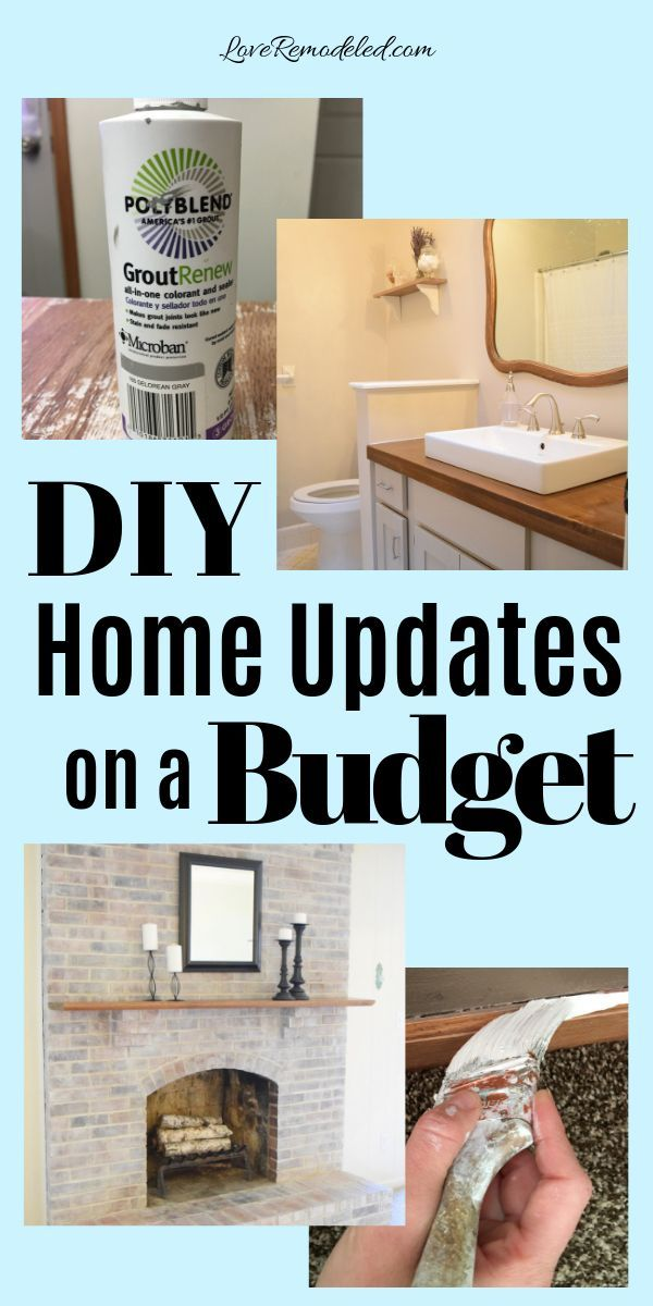 20 Diy Home Improvement Ideas Diy Home Improvement Diy House