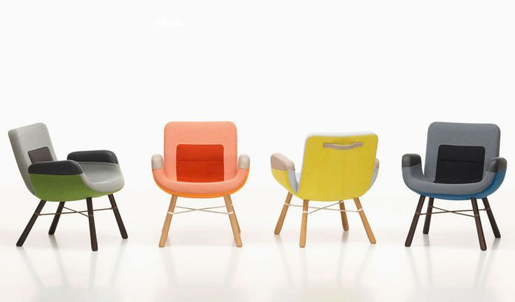 Un East River Chair by Hella Jongerius