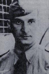 Hauptmann Friedrich Hauber (1916-1944), Kommandeur II./Fallschirmjäger Sturm-Regiment 12, Ritterkreuz 05.09.1944