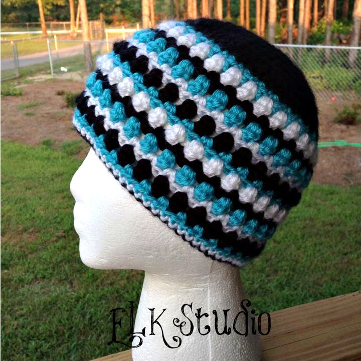 98 best CROCHET images on Pinterest | Crochet beanie, Crochet ...