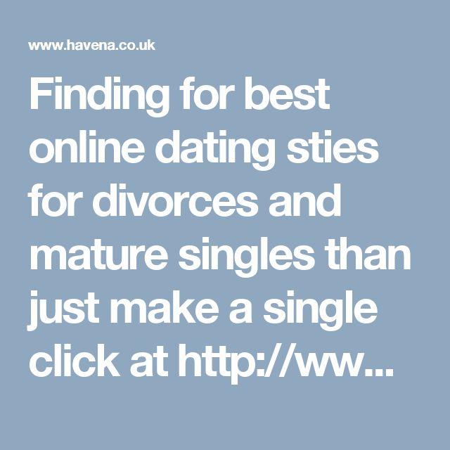 best online dating sites for divorcees