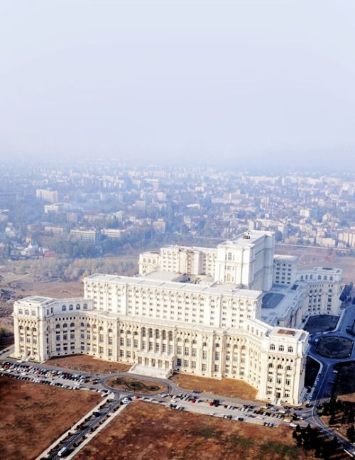 The Palace of the Parliament (Palatul Parlamentului)