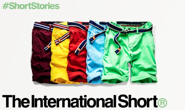 We're all about shorts from style tips to design details we'll be telling you all you need to know. #shortstories #Summershorts #ChinoShorts #Shorts #FashionShorts #CargoShorts #WomensShorts #MensShorts #SummerStyle #Summer