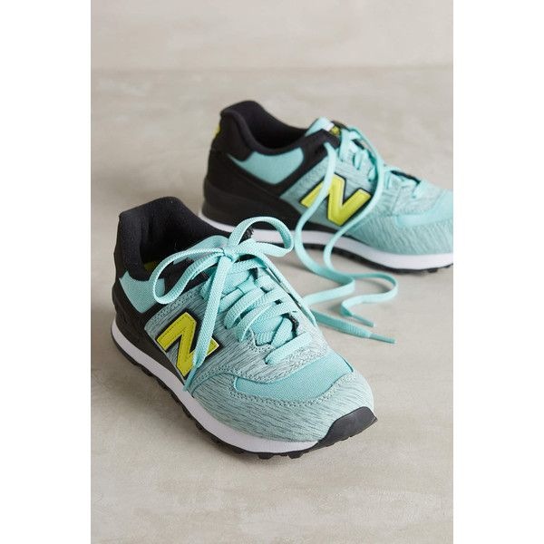 New Balance 574 Sneakers ($75) ❤ liked on Polyvore