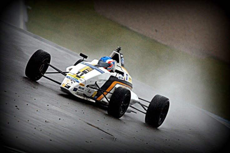 2012 EcoBoost Formula Ford