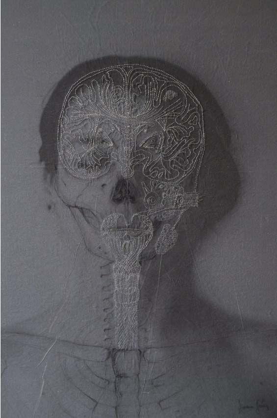 Juana Gomez - Embroidery