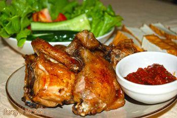Yellow Fried Chicken Seasoning - Ayam Goreng Kuning
