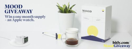Apple watch and 1 month free mood drip coffee (10/05/2017) {WW}... IFTTT reddit giveaways freebies contests
