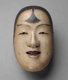 NOH | Kasshiki Noh Mask.