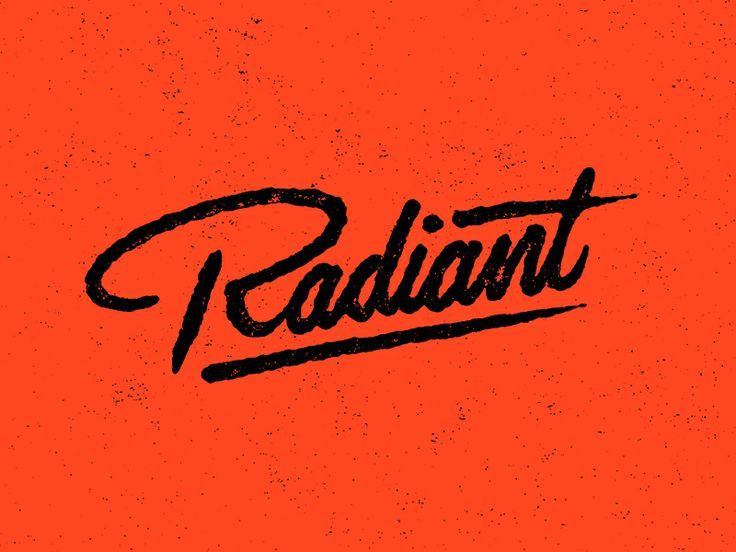 Radiant by Nathan Yoder