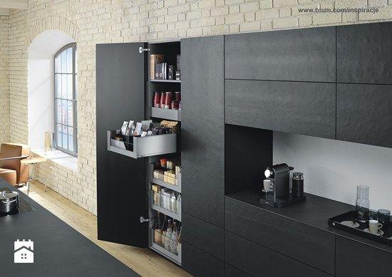 Kuchnia styl Industrialny - zdjęcie od Blum