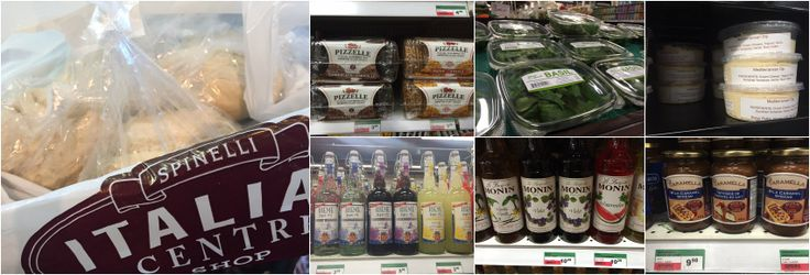 10 Delicious Things to Try From the Italian Centre Shop in Little Italy #yeg