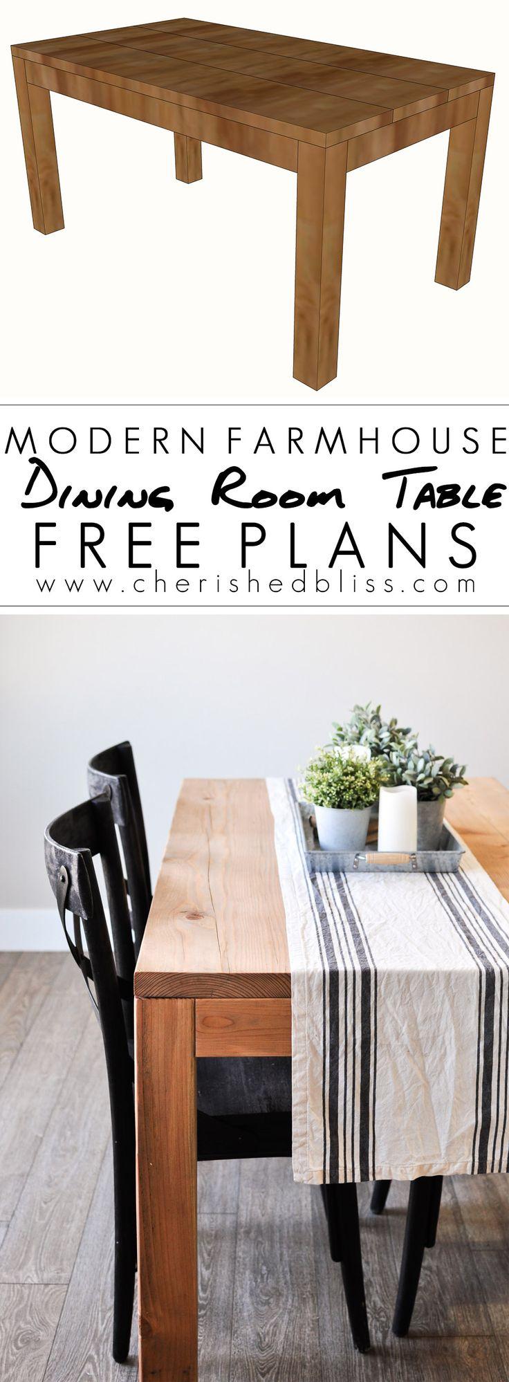 modern-farmhouse-dining-room-table-plans