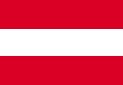 Bandera de AustriaFlagsMore Pins Like This At FOSTERGINGER @ Pinterest