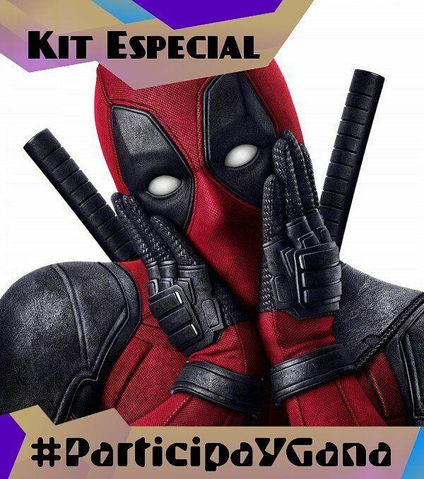 #DeadPool esta ta emocionado de estar en Venezuela que se unió a #DesdeLaButaca y les traemos un gran sorteo!  #Participa publicando una foto junto a #DeadPool en que menciones y etiquetes a @DesdesLaButacaVe @20thCenturyFox_Ve y usa la etiqueta #DeadPoolEnVzla  Podras ganar un kit de #Franela #Poster #Chapa y #Calcomania de #DeadPool!!! Sortearemos uno por semana (cada jueves)!! #ParticipaYGana #DLB #DesdeLaButaca Lee más al respecto en http://ift.tt/1hWgTZH Lo mejor del Cine lo disfrutas…