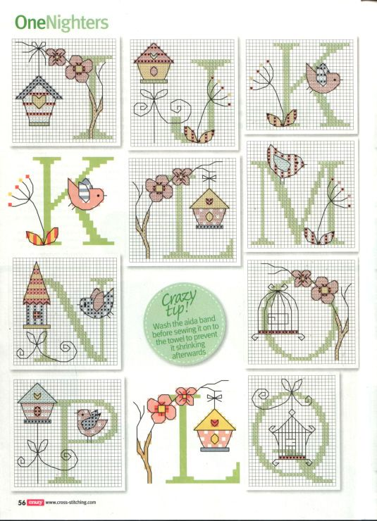 Gallery.ru / Photo # 34 - Cross Stitch Crazy 159 January 2012 - tymannost