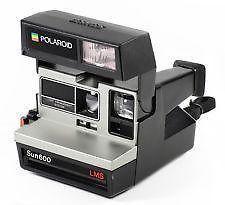 Bildresultat för polaroidkamera 600