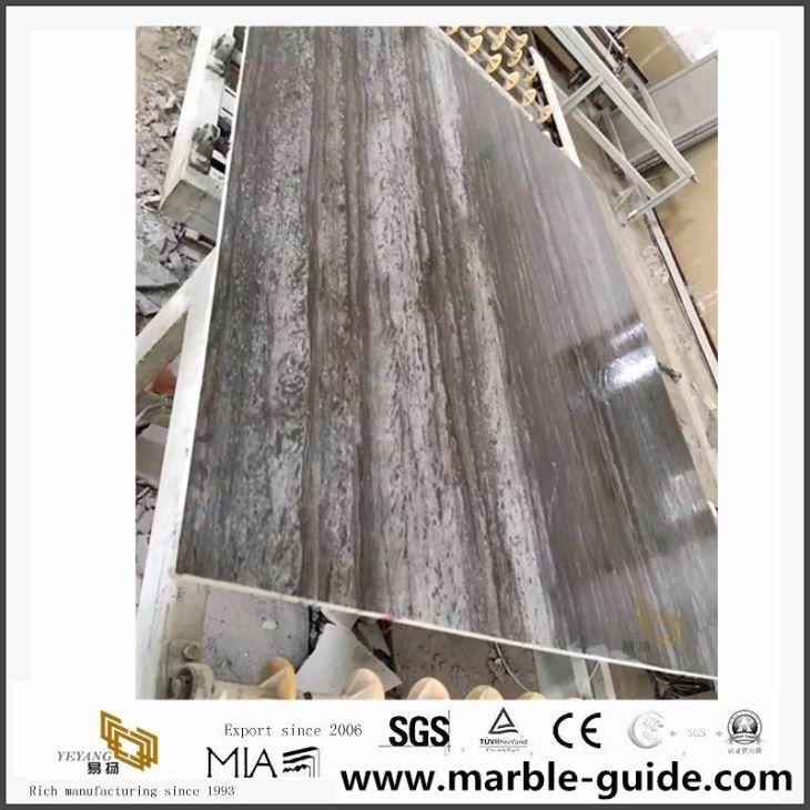 New Blue Galaxy Marble Slabs For Bathroom Flooring Tiles Design For Sale