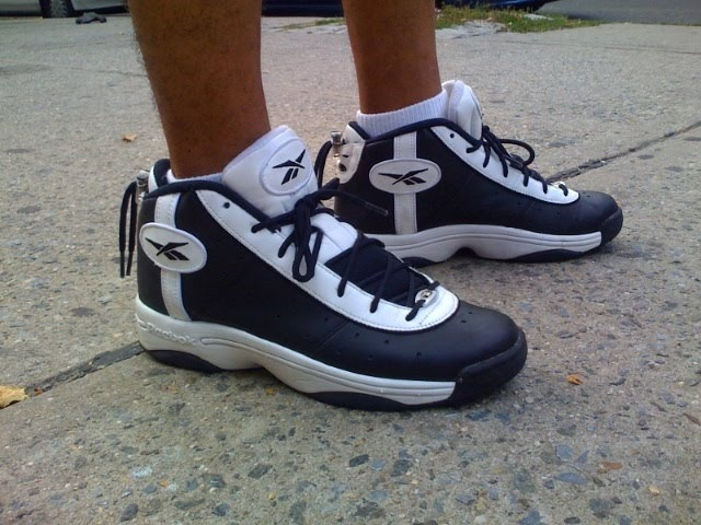 1996 reebok dmx running shoes