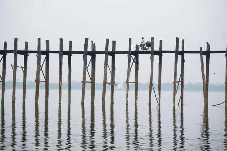 U Bein Bridge - runner of art/Getty Images