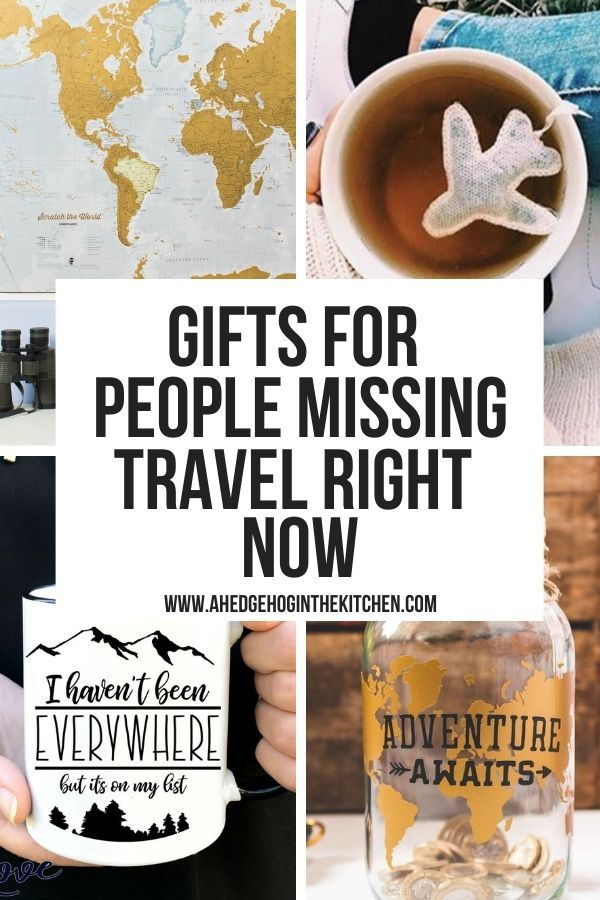 Unique Travel Gifts For The Passionate Traveler On Your List A Hedgehog In The Kitchen Unique Travel Gifts Travel Gifts Foodie Travel