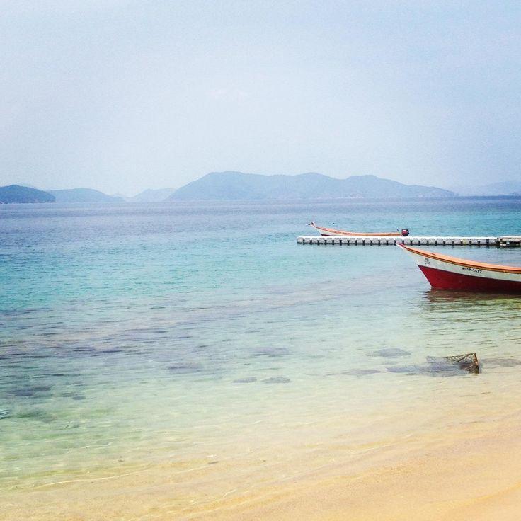 Arapo Island, Venezuela  beach sun landscape