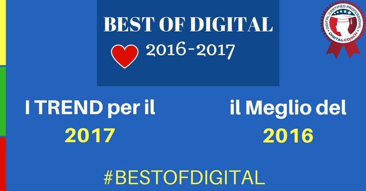 Iscrizioni Best of Digital | Digital Coach®