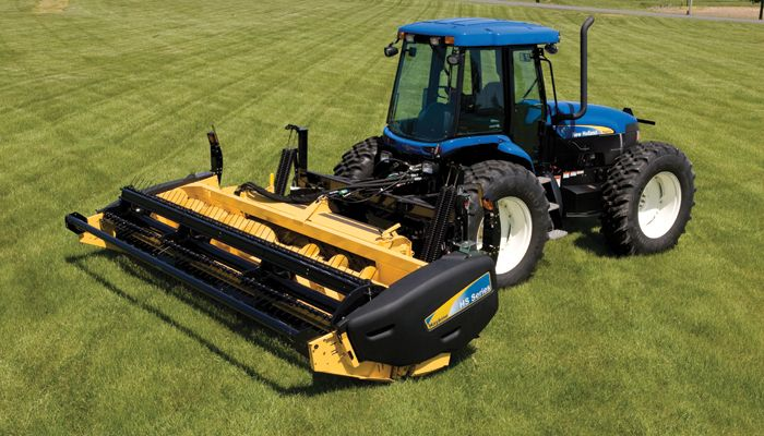 Agricultural Tractors New Holland Tv6070 Bidirectional