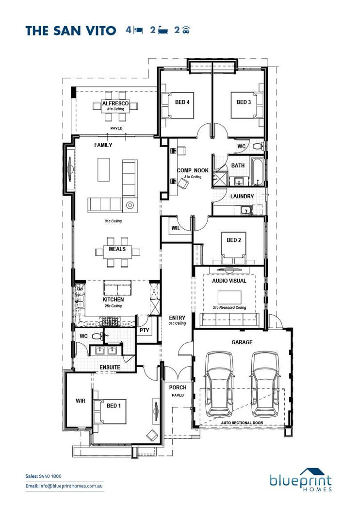 10 best liberia house 3 images on pinterest features of home the san vito 4 bedroom home design perth floorplans malvernweather Choice Image